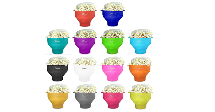 cb7f30611fb How about a great new idea for making healthy popcorn  I love this! This  collapsible popper allows you to store the popcorn maker in a small drawer!