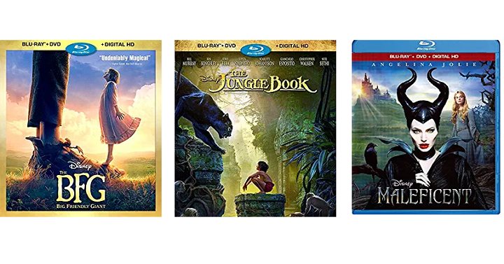 Head over to Best Buy where they're offering select Disney (and other) movies for as little as $4.99! Snag some of these for your gift closet or Christmas ...
