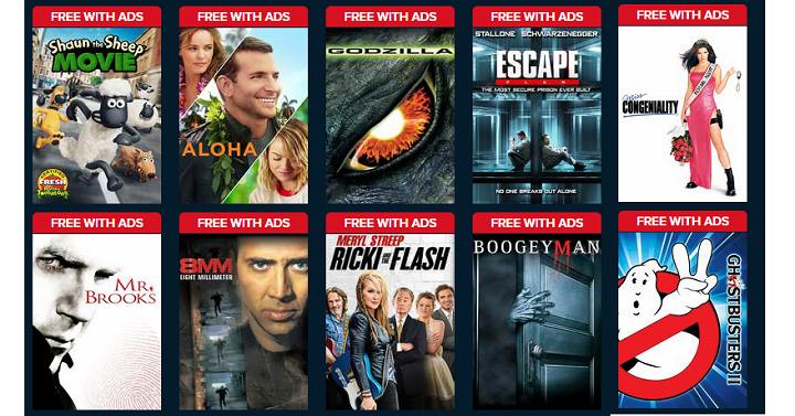 FREE Vudu Movies - Plus Earn $2 Vudu Credit When You Watch