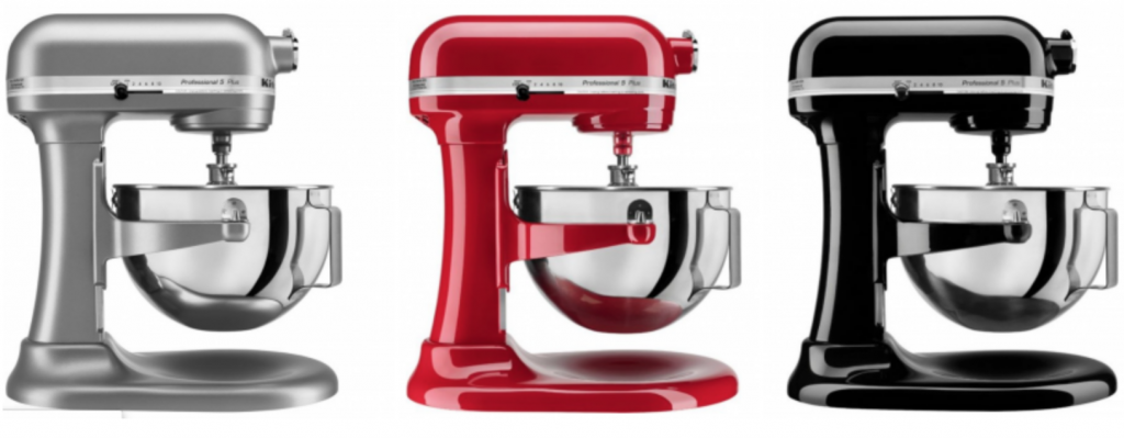 BLACK FRIDAY PRICE!! Best Buy has the KitchenAid – KV25G0XOB Professional 500 Series Stand Mixer priced at $219.99! (Regularly $499.99) Choose from silver, ...