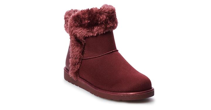 Kohl's Black Friday Sale! SO Cicada Women's Winter Boots