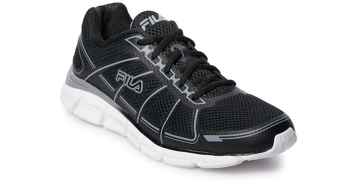 faf236aad63fe1 Kohl s Black Friday Sale! FILA Memory Speedglide 3 Men s Running Shoes –  Just  16.99!