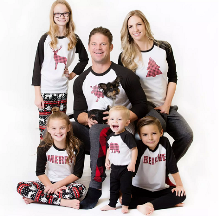 ae960798a Mix and Match Holiday Family PJ s Just  14.99! (Reg.  30 ...
