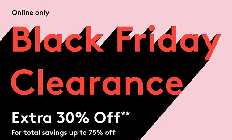 6ffabad80f4 Guys! Nordstrom Rack has started their super popular Black Friday Clearance  sale! You ll be able to take an extra 30% off clearance items.