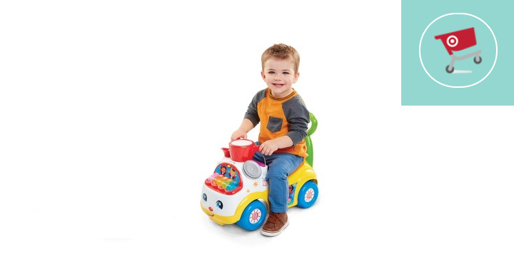 target cartwheel deal take 25 off kiddie ride on toys plus stack 25 off unique toy code. Black Bedroom Furniture Sets. Home Design Ideas