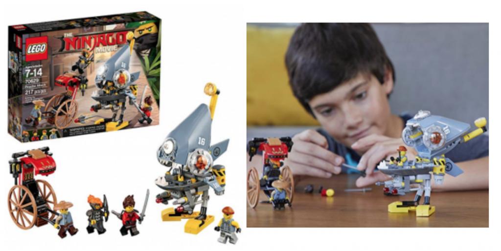 LEGO Ninjago Movie Piranha Attack Building Kit Just $11 99! (Reg