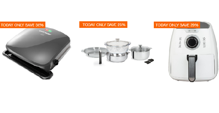 Home Depot: Take Up To 35% Off Select Small Kitchen