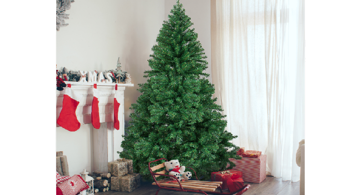 Christmas Trees on Clearance at Walmart! - Freebies2Deals