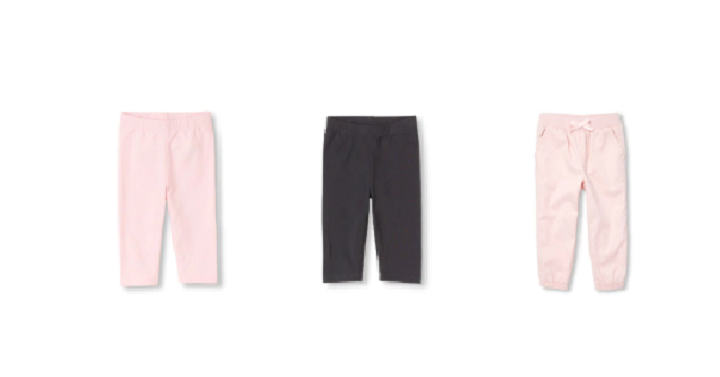 6d44eec3879fc Head on over to the Children's Place and snag a pair of Toddler or Baby  Leggings for Only $4.47 Shipped! (Reg. $9). The perfect cropped leggings to  wear ...
