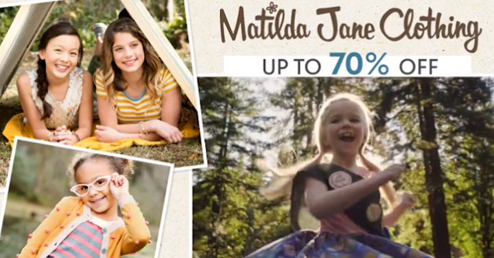 "40074d49fa2 Do you love the cute clothing styles from Matilda Jane  Matilda Jane  Clothing was founded in 2005 as an ""unpredictable clothing company"