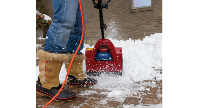 Toro Power Shovel 12 In 75 Amp Electric Snow Blower Only 99