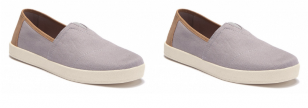 3d6234c4ef9 Check out the Men s TOMS Avalon Canvas Slip-On Sneakers for just  19.99 at Nordstrom  Rack!