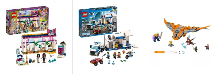 Time To Stock The Gift Closet Or Pick Up Some Birthday Gifts Head Over Target For An Extra 20 Off Select LEGO Sets Right Now Choose From Your Favorite