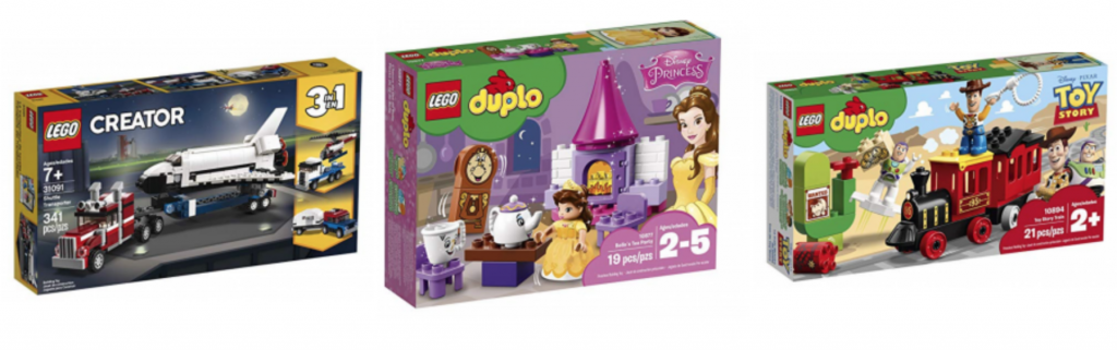 Discounted Lego Sets Perfect For Easter Baskets As Low As 1599