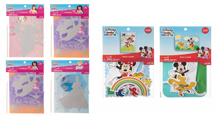 f31cecb23a8419 Now through March 16th you can shop at Michaels and save 60% off their  Disney Family Crafts! These would be perfect to fill an Easter Basket with  or to have ...