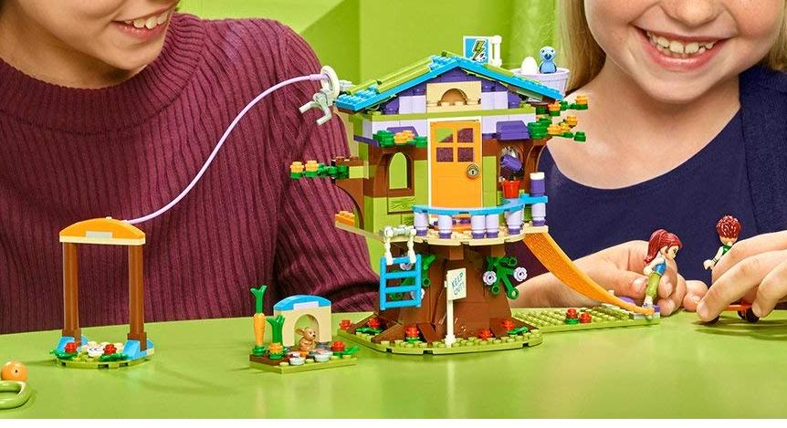 Lego Friends Mias Tree House Building Kit Only 1799
