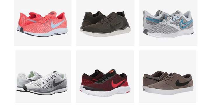 reputable site 712b1 7491a For a limited time only, 6PM.com has Men & Women Nike Shoes for over 50%  off! I'm looking around and seeing a lot of styles available.
