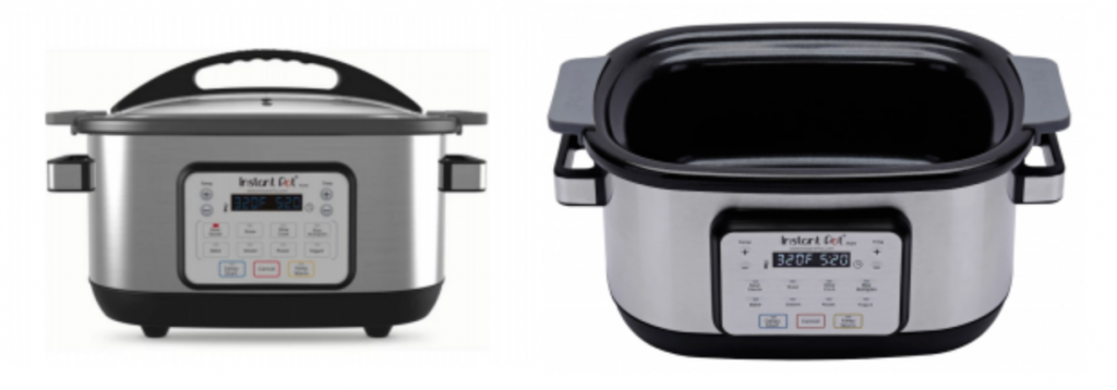 81250a545529 Hurry over to Target where you can get this Instant Pot 6qt Aura Multi  Cooker for just $59,95! (regularly $129.95) That is savings of $70.00!