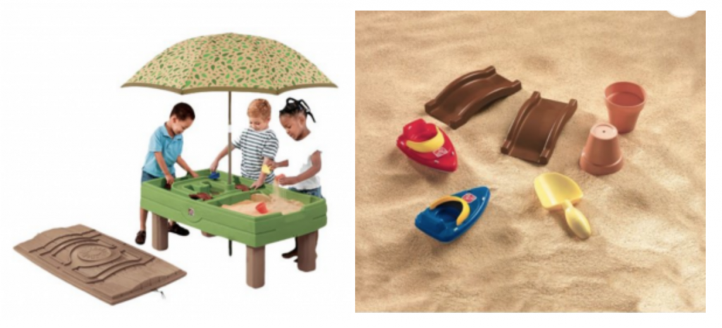 Step2 Naturally Playful Sand And Water Activity Table Just