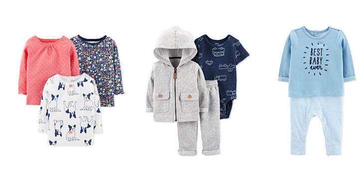 Macy's: Carter's Baby & Kids Clothes 60% off! Baby 3-Piece ...