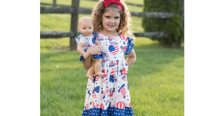 Patriotic Themed Dresses Only 1599