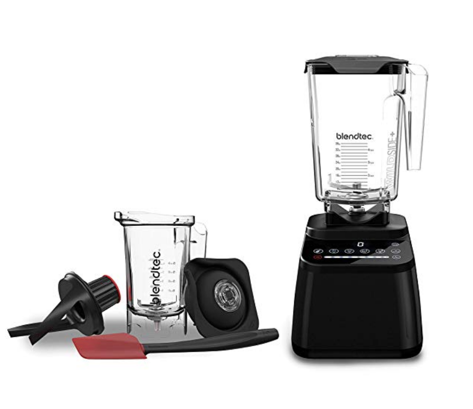 Blendtec Designer 650 With Wildside Jar And Twister Jar Bundle 29999 Today Only Reg 57900