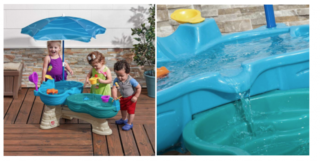 Step2 Spill 038 Splash Seaway Water Table Just 5499 Reg 6999