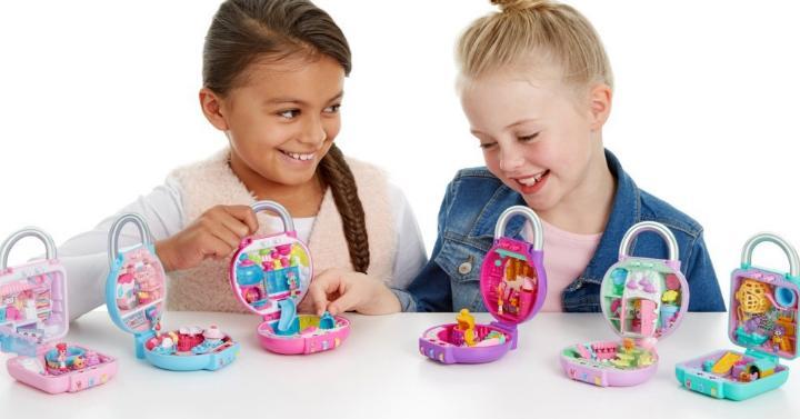 Poupées mannequins et accessoires Shopkins Lil Secrets Shop n Lock Excellent Cuit Cupcakes