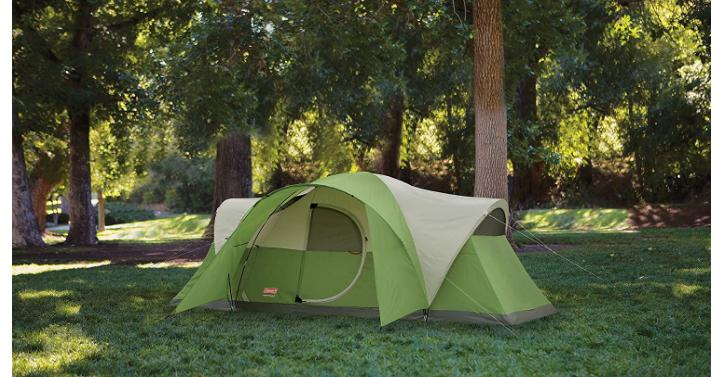 Coleman 8 Person Tent Only 110