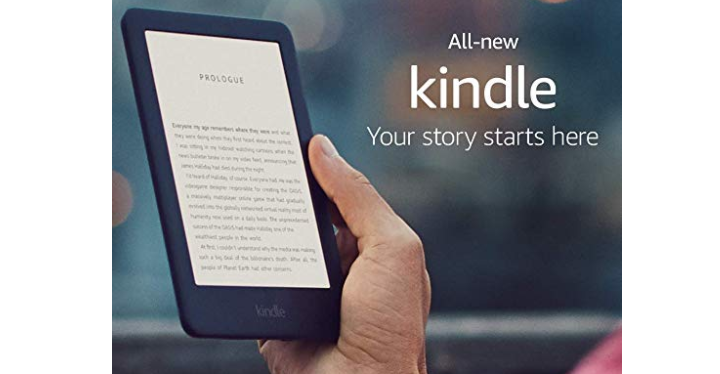 Prime Day Deal: All-new Kindle - Includes Special Offers