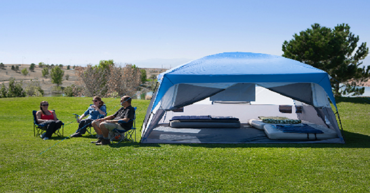 Ozark Trail Hazel Creek 14 Person Family Cabin Tent Only