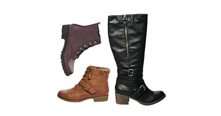ba7e8a24bb9 Kohl's Black Friday Sale! Women's Boots – Just $16.99! Lots of ...