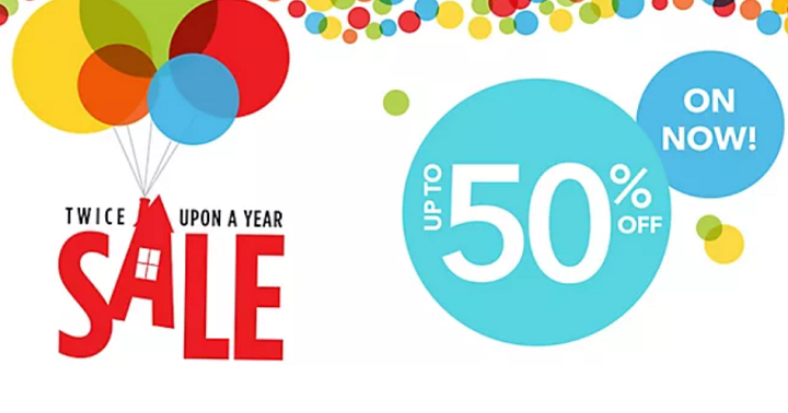 Shop Disney: Twice Upon A Year Sale Starts Now! Take up to