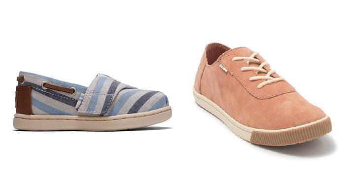 Nordstrom Rack: TOMS Shoes For Kids