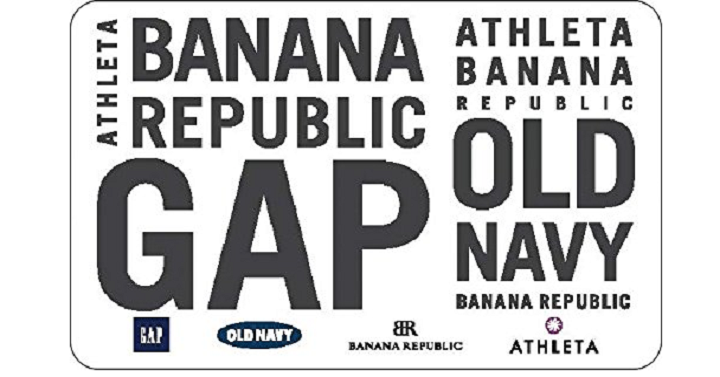 HOT! Old Navy  Gift Card Only !